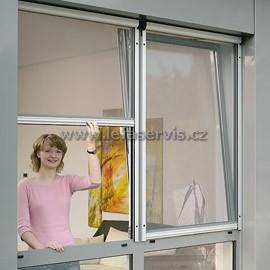 Sítě do oken rolovací